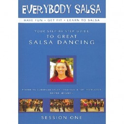 Everybody Salsa (4 DVDs)