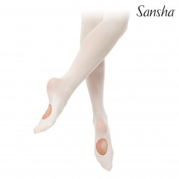 Collants Convertiveis Ballet Pink T10